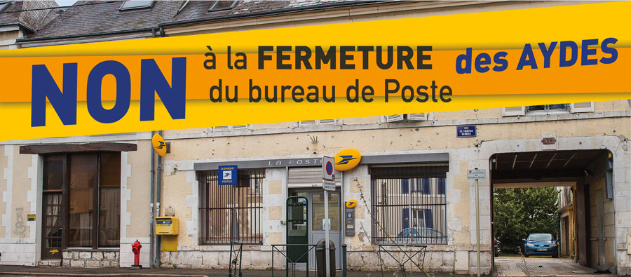 Motion pour le maintien du bureau de poste des aydes ville de saran - Bureau de poste de torcy ...