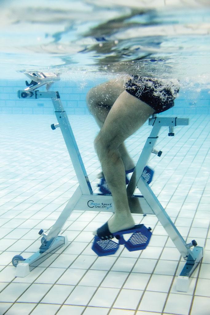 Aquabiking ville de saran - Aquabiking piscine keller ...