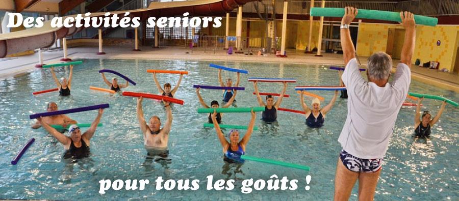 Portail seniors ville de saran for Horaire piscine saran